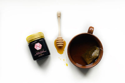 What does the TA rating of honey mean?