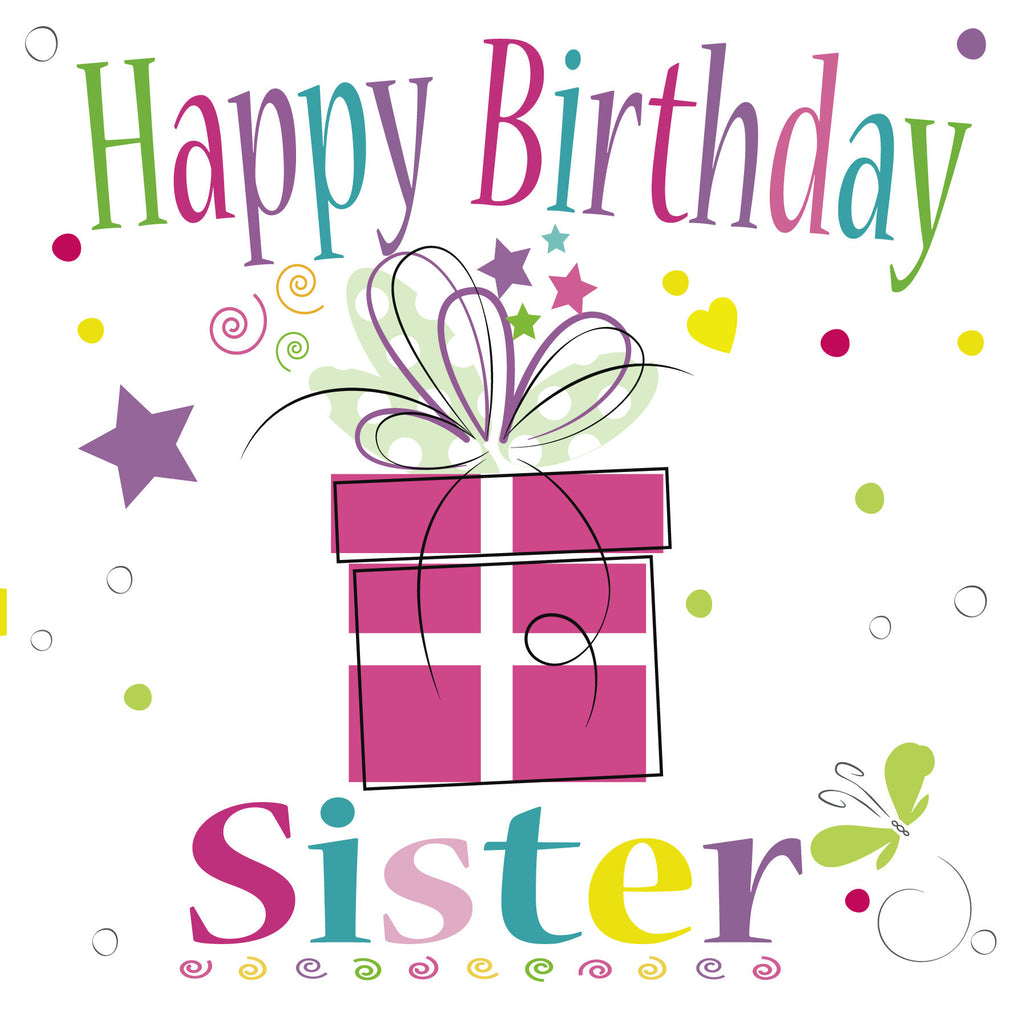 Home > Products > FC23 - Happy Birthday Sister