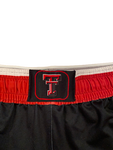 Tommy Hamilton Texas Tech Basketball Game-Worn Shorts (Size XL)