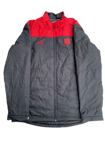 James Fraschilla Indiana Basketball Winter Coat (Size M)