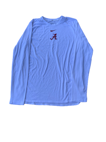 James Bolden Alabama Nike Long Sleeve (Size M)