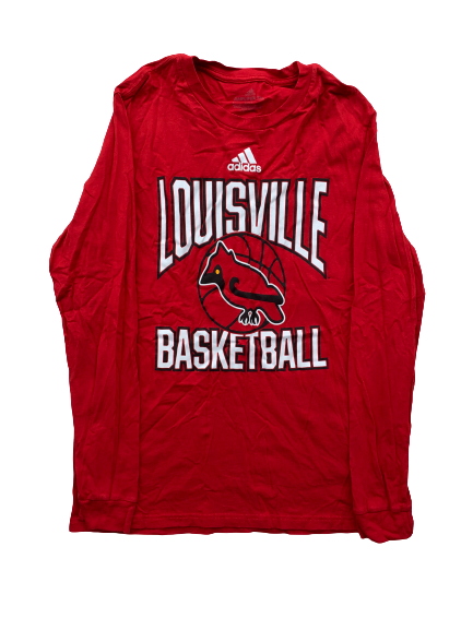 Ryan McMahon Louisville Basketball Long Sleeve (Size L)