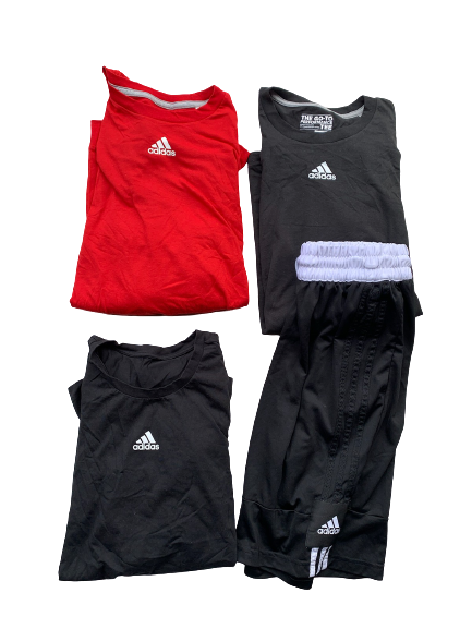 Ryan McMahon Adidas Lot - 4 items (Size L)
