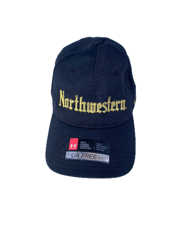 Gunar Vogel Northwestern Football Under Armour Hat