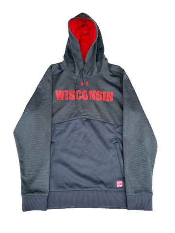 Tionna Williams Wisconsin Hoodie (Size MT)