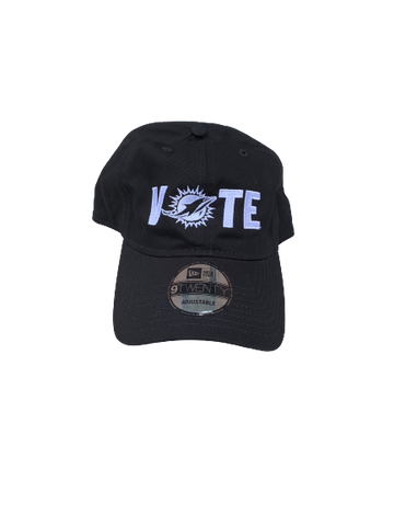 "Miami Dolphins New Era ""VOTE"" Hat"