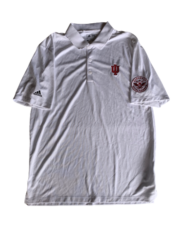 James Fraschilla Indiana Basketball Armed Forces Classic PE Polo (Size M)