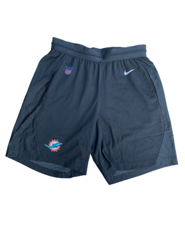 Miami Dolphins Workout Shorts (Size M)
