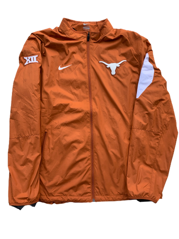 Morgan Cooper Texas Baseball Jacket (Size XL)