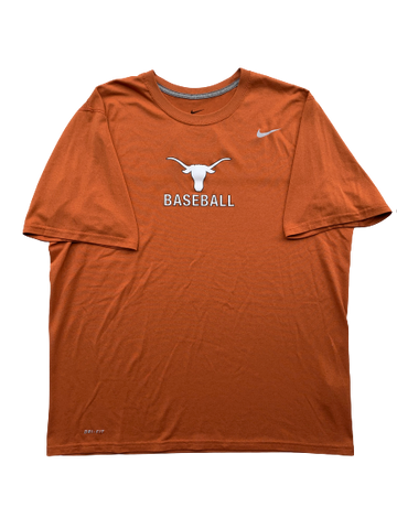 Morgan Cooper Texas Baseball T-Shirt (Size XL)