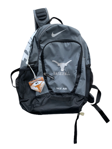 Morgan Cooper Texas Baseball Player Exclusive Backpack