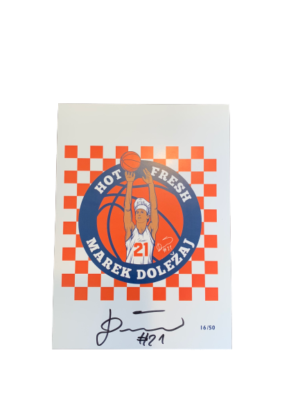 Marek Dolezaj X The Players Trunk 50 Limited Edition Signed Cards