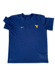 Chase Illig West Virginia Baseball Player Exclusive T-Shirt (Size L)