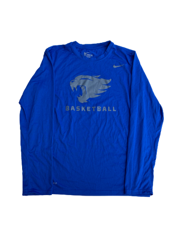 University of Kentucky Basketball NIKE Long Sleeve Shirt (Size M)