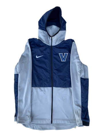 Reggie Redding Villanova Basketball Full Zip Jacket (Size M)