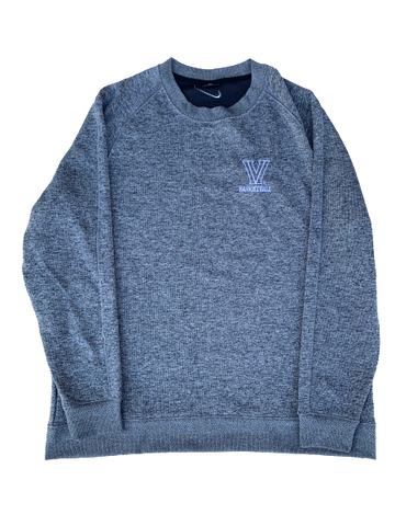 Reggie Redding Villanova Basketball Crewneck Sweater (Size XL)
