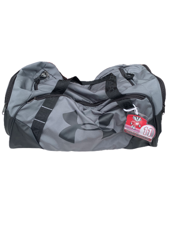 Tionna Williams Under Armour Duffle Bag with Tag