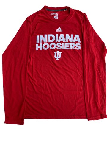 James Fraschilla Indiana Basketball Long Sleeve (Size L)