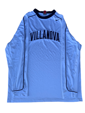 Reggie Redding Villanova Basketball Pre Game Warmup (Size XXL)