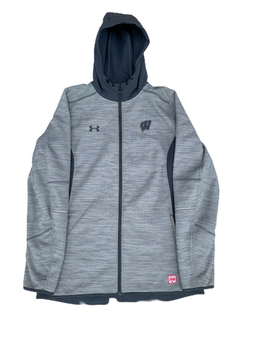 Tionna Williams Wisconsin Full Zip Jacket (Size MT)