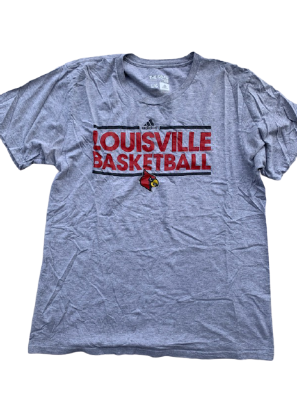 Ryan McMahon Louisville Basketball T-Shirt (Size L)
