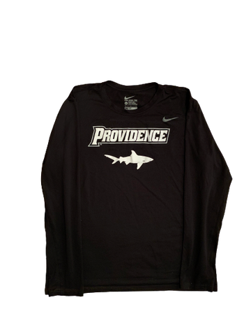 Jack Dugan Providence Hockey PE Long Sleeve Shirt (Size L)