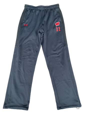 Tionna Williams Wisconsin Sweatpants (Size LT)