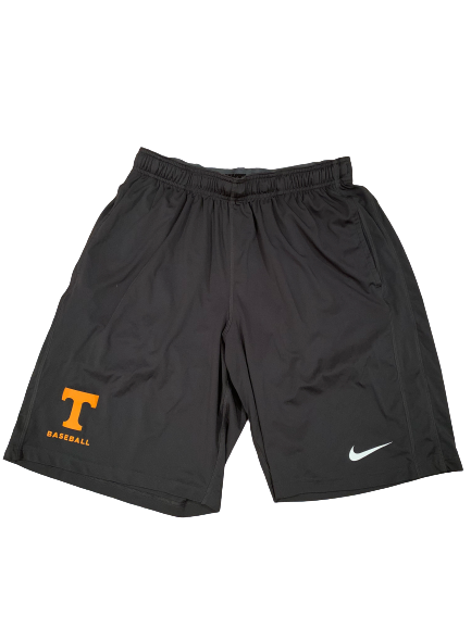 Justin Ammons Tennessee Baseball Workout Shorts (Size L)