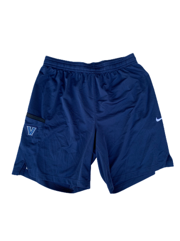 Reggie Redding Villanova Basketball Workout Shorts (Size XL)
