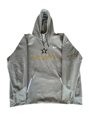 Jared Southers Vanderbilt Football Hoodie (Size 3XL)