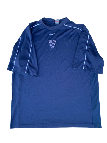 Reggie Redding Villanova Basketball Pre Game Warm Up (Size XXL)