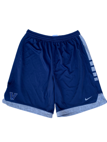 Reggie Redding Villanova Basketball Practice Shorts (Size XL)