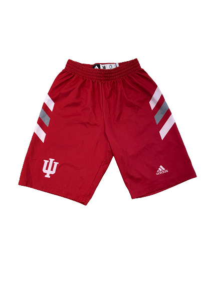 Cooper Bybee Indiana Basketball Exclusive Practice Shorts (Size M)