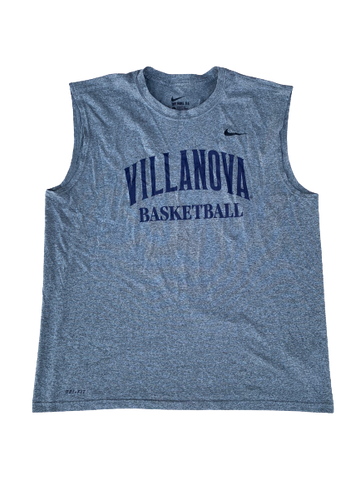 Reggie Redding Villanova Basketball Workout Tank (Size XL)