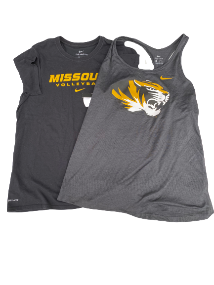 Annika Gereau Missouri Nike Set (Tank and T-Shirt)