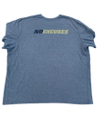"Jared Southers Vanderbilt Football PE ""NO EXCUSES"" T-Shirt (Size 3XL)"