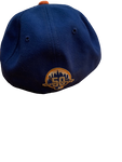 Chad Zurcher New York Mets 50th Anniversary Hat (Size 7)
