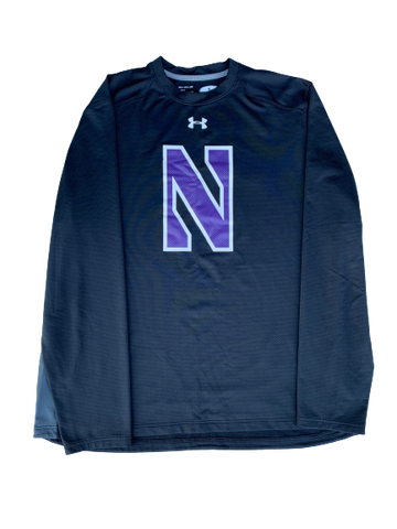 Gunnar Vogel Northwestern Long Sleeve Shirt (Size XXL)