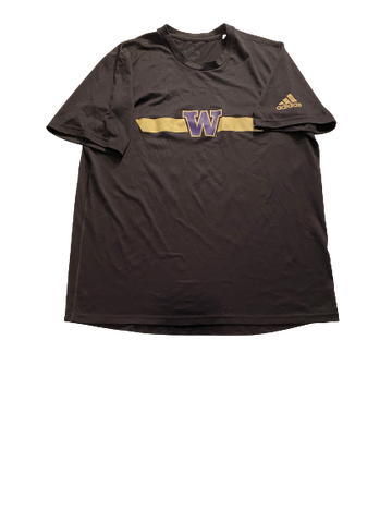 Elijah Molden Washington Football Team Issued Workout Shirt (Size L)