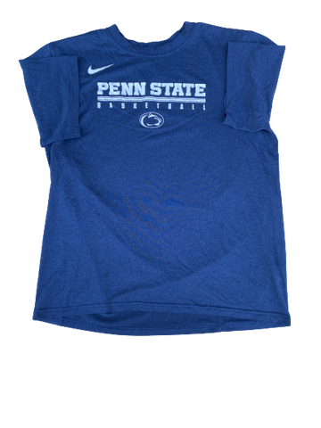 Curtis Jones Penn State Team Issued Workout Shirt (Size L)