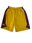Michael Hurt Minnesota Basketball Practice Shorts (Size XL +2 Length)