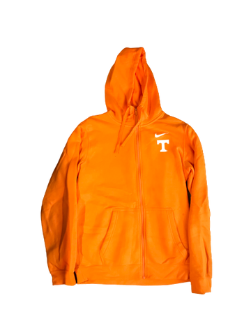 Lamonte Turner Tennessee Nike Full Zip Jacket