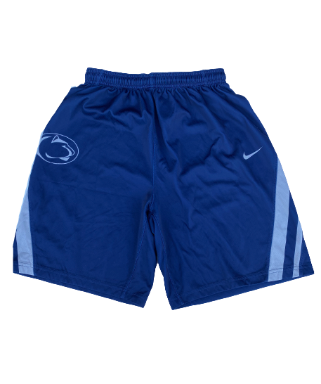 Curtis Jones Penn State Team Issued Practice Shorts (Size L)