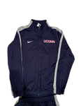 UCONN Basketball Travel Sweatsuit - Jacket AND Pants (Size L)