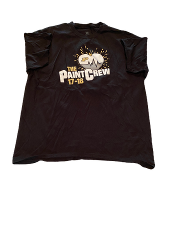 "Ryan Cline Purdue Basketball ""Paint Crew"" T-Shirt (Size XXL)"