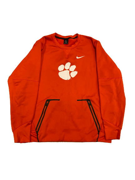 Shaq Smith Clemson Football Nike Crewneck (Size XL)