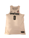 Kyle Ahrens Game-Worn Michigan State Jersey