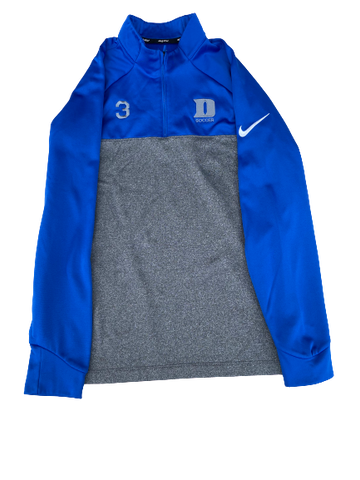 Imani Dorsey Duke Soccer Team Issued Warm-Up Jacket (Size S)