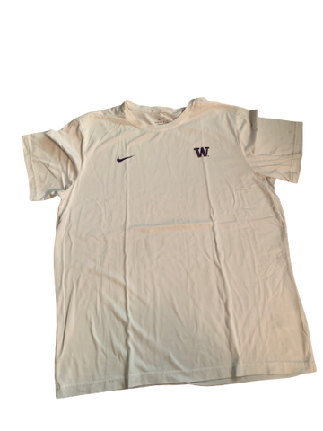 Taylor Rapp Washington Team Issued T-Shirt (Size XL)