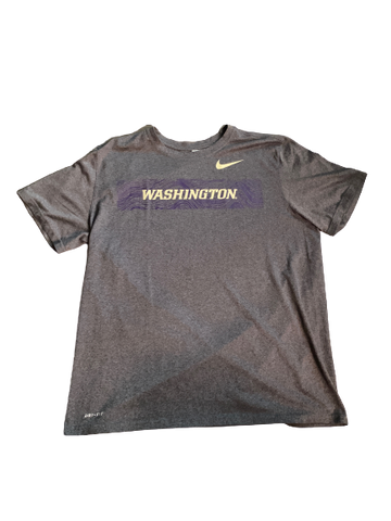 Taylor Rapp Washington Team Issued Workout Shirt (Size XL)